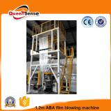 Máquina de sopro de filme de ABA English ABC camada três máquinas de Filme Soprado