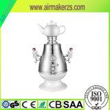 Plastic Elektrische Samovar met Gouden Ce van het Handvat GS van het Metaal