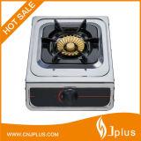 Stufa di gas d'ottone della protezione del singolo bruciatore Jp-Gc104