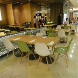 In het groot het Dineren Eames Meubilair voor het Gebruik van het Restaurant en van het Huis (SP-CS190)