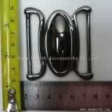 Modo due parti dell'inarcamento di collegamento del metallo dell'annata unita della lega per la cinghia decorativa