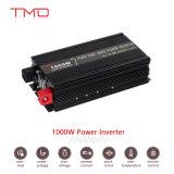 1000W情報処理機能をもった温度調整のファンが付いている220V交流電力インバーターへの純粋な正弦波インバーター1000ワット12V DC
