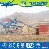 Машинное оборудование добычи золота высокого качества Julong новое на земле
