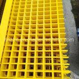 Grata della plastica di rinforzo FRP/GRP/Fiberglass grattare