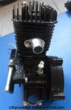 Il motore nero di colore 48cc, kit motorizzato del motore della bici da vendere, gas ha motorizzato la bicicletta