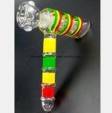 Buntglas-Prozesswasser-Rohr-Glasfilter-Wiederanlauf