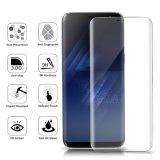 круглое вспомогательное оборудование мобильного телефона края 2.5D для Samsung S8