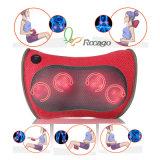 Volver infrarrojos cuello almohada de masaje eléctrico del Massager del cuerpo de almohada