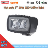 Meilleure vente 3'' 10W Osram EMC R10 Phare de travail Mini LED