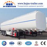 3 Essieu cbm 30-5040-50de tonnes de matériel en acier au carbone de l'huile du réservoir/citerne de stockage de liquides tracteur semi-remorque de camion