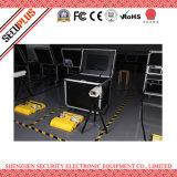 Con il sistema UVSS portatile SPV-3000 di scansione di sorveglianza del veicolo