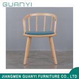 2019 novo mobiliário nórdico de madeira sólida Cadeira de jantar