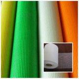 Плетение сетки стеклоткани стены материальное