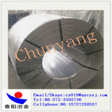ケイ素Calcium Alloy Cored Wire Inner Diameter 550mm