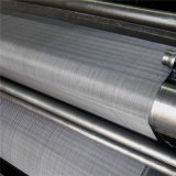 Netwerk van de Draad van het roestvrij staal/van het Messing/van het Koper/Van het Koolstofstaal het Geweven die met ISO voor Filtratie wordt goedgekeurd