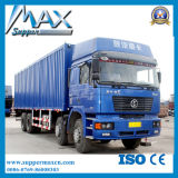 336HP 8X4 Shacman Cargo Truck Dlong F2000
