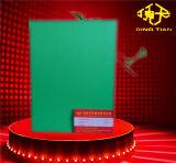 Heldergroen Blad 310mm van het pvc- Schuim