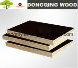 Plex marina Film Faced Plywood para Construction Black Film Faced