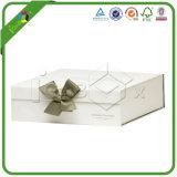 Rectángulo de regalo magnético de empaquetado del encierro del surtidor del papel de Guangzhou Kraft