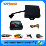 Engine avanzato Detecting inserita/disinserita Wateproof Motorcycle/Car GPS Tracker Mt08