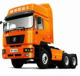 2018 de Hete Verkoop van de Vrachtwagen van de Tractor van Shacman 6X4 420HP van de Markt van Afrika