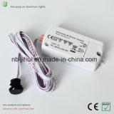 Hand-IR-Fühler-Schalter Gleichstrom-12V für Lighs, Bewegungs-Fühler-Schalter für Spiegel, Selbstschalter für LED-Lichter