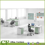 Moderner Büro-Partition-Teiler-Computer-Zelle-Stab-Arbeitsplatz