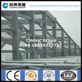Construction de structure de bâti en acier de modèle pour le toit