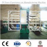 세륨 ISO 증명서를 가진 고무 지면 도와 벽돌 만들기 기계