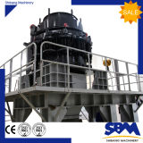 China Cone Stone Crusher Machine für Sale