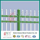 Rete fissa saldata del metallo del picchetto/rete fissa di picchetto ornamentale dell'acciaio/metallo del ferro
