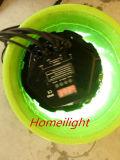 RGBW 3x54 водонепроницаемый PAR лампа этап с DMX512 алюминиевый корпус фонаря направленного света Disco следствием вынуждает производителей