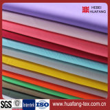 Tessuto della saia pettinato T/C65/35 per l'indumento della maglietta