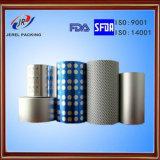Folha de alumínio para embalagem de medicina com Vc e Op