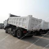 Sinotruk 30tons HOWO 6X4はか左手駆動機構のダンプのダンプトラック訂正する
