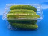 使い捨て可能で明確なプラスチックフルーツの包装の容器