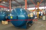 高品質水平なカーボンファイバーか合成のオートクレーブ(ASME/CE /ISO9001)