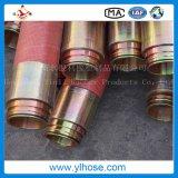 Le boyau en caoutchouc Drilling/s'est développé en spirales le boyau en caoutchouc