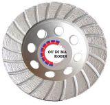 Roda do copo de Turbo do diamante (SZJ305)