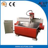 Maquinaria de trabalho do router do CNC das máquinas da madeira para a porta de madeira