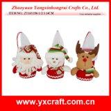 Equipamento de Santa do Natal da decoração do Natal (ZY15Y096-1-2)