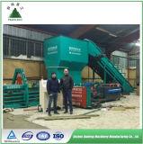 Máquina de empacotamento plástico Waste hidráulica automática da venda direta