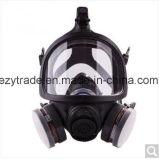 Full Face Gas Mask Facepiece Respirator com Ce-