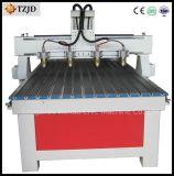 マルチヘッドが付いている適正価格CNCのルーター機械