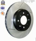 Venda por atacado 4243106170 da fábrica do rotor do freio de disco do baixo preço da alta qualidade para Lexus Toyota Camry
