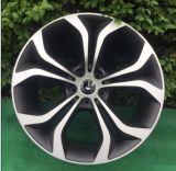 El aluminio A356 bordea las ruedas de la aleación de la reproducción