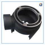 Corpo da válvula de porta com processo de usinagem de fundição de areia e CNC