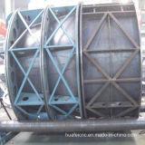 Máquina de solda de tanque de combustível de alumínio de reboque