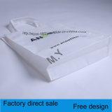 Sacchetto portatile su-Tessuto del sacchetto di acquisto di stampa multicolore non rivestita