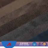 レザーを作る靴および袋のためのPVC Yangbuck/Nubuck革